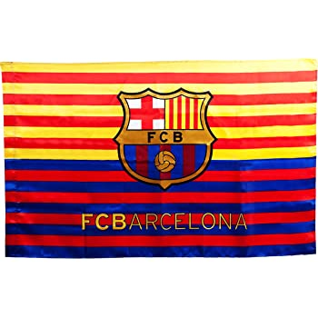 Produit Officiel Licence Drapeau FC.Baarcelona 150 x 100 cm