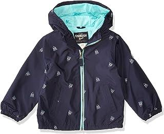 OshKosh B'Gosh Osh Kosh Boys' Little Jersey-Lined Lightweight Jacket