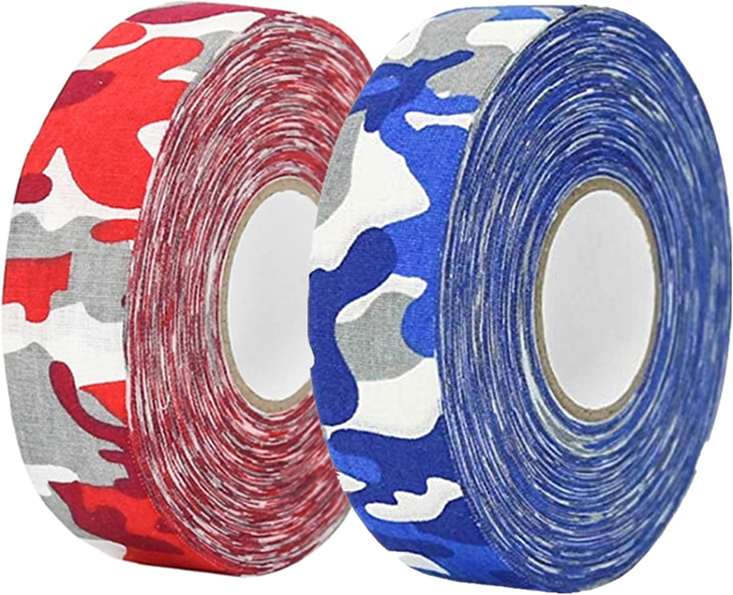 MEZUT Hockey Tape Cloth Easy to Tear Stretch and Sport Max 88% Finally popular brand OFF Athletic