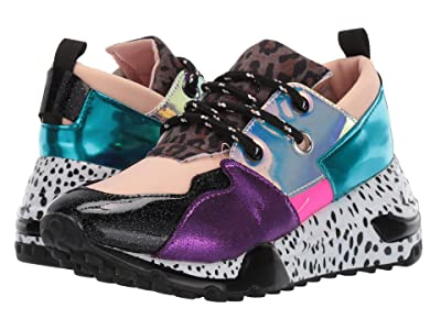 Steve Madden Kids Cliff (Little Kid/Big Kid) (Rainbow Multi) Girl