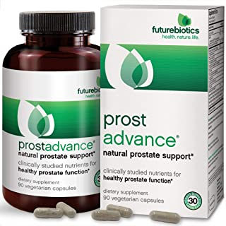 Futurebiotics ProstAdvance, Prostate Support, 90 Vegetarian Capsules