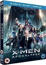 X-Men: Apocalypse [Blu-ray 3D + Blu-ray]