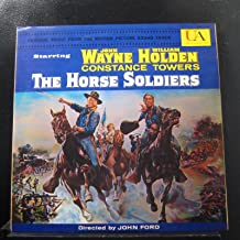 David Buttolph His Orchestra And Chorus - The Horse Soldiers - Lp Vinyl Record