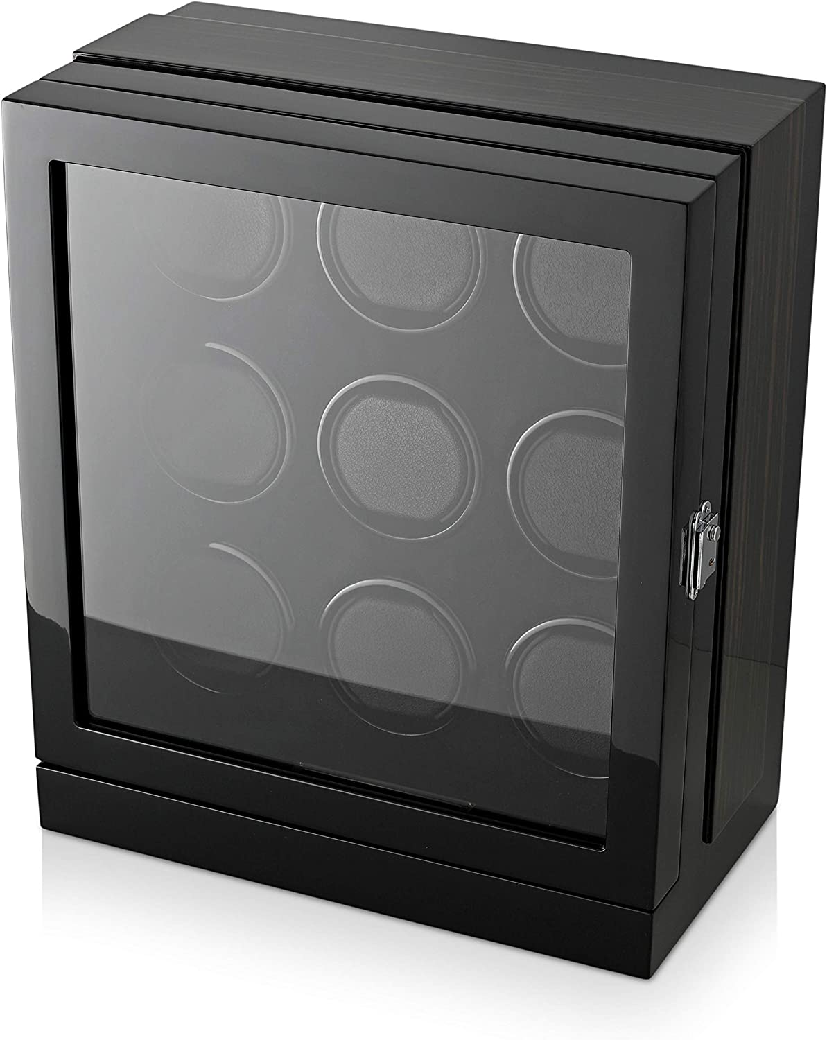 9 Watch Winder with Customisable We OFFer Direct sale of manufacturer at cheap prices Mode Winding LED and Backlight