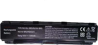 5200mAh Laptop Akku PA5109U-1BRS PA5108U PA5110U PABAS272 f r Toshiba Satellite B37 B254 T57 T67 T87 T97 C50 C50D C50T C55 C55D C55T C70 C70D C75 C75D L70 P75 C50-A C50D-A C55D-A C55-A A50-A C70-A S70