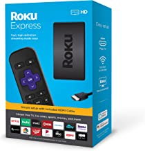 Roku Express HD Streaming Media Player 2019