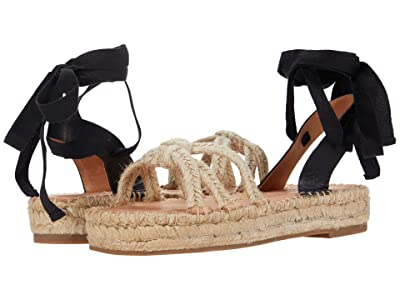 Madewell Adele Knot Espadrille (Natural) Women