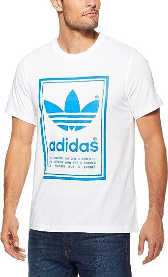 adidas Vintage Camiseta Hombre