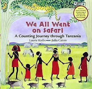 We All Went On Safari (English and Swahili Edition)
