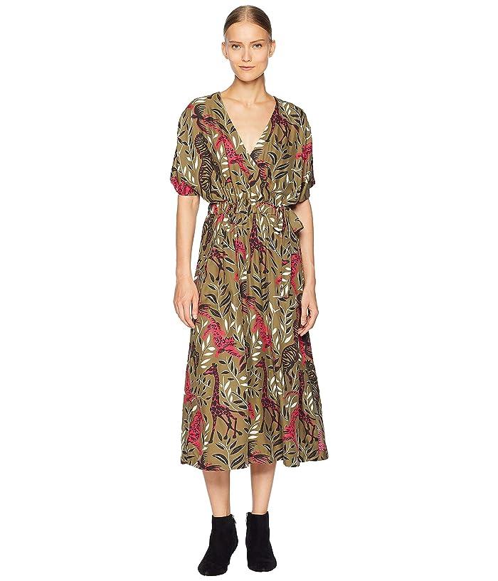 ESCADA Dajungle Dress (Fantasy) Women