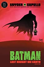 Batman: Last Knight on Earth (2019) #1 (Batman: Last Knight on Earth (2019-))