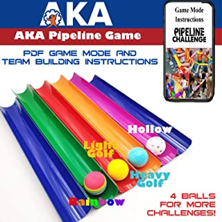 Pipeline Challenge --Team Building Party Game | ICE Breaker for Team Activity