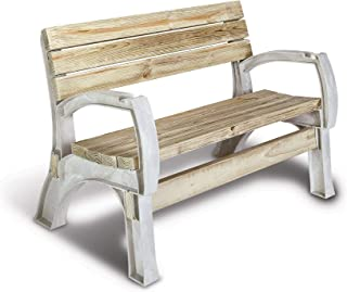 Hopkins 90134ONLMI 2x4basics AnySize Chair or Bench Ends, Sand (Renewed)