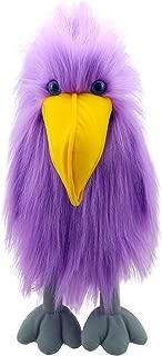 The Puppet Company Basic Birds Purple Bird Hand Puppet