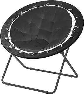 Urban Shop Bungee Saucer Chair, 30