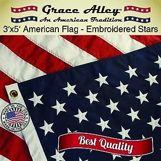 3x5 american flag cotton
