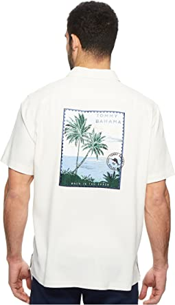 Tommy Bahama Wade In The Shade Camp Shirt