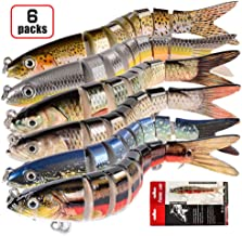Alilure Fishing Lures for Bass 5.1