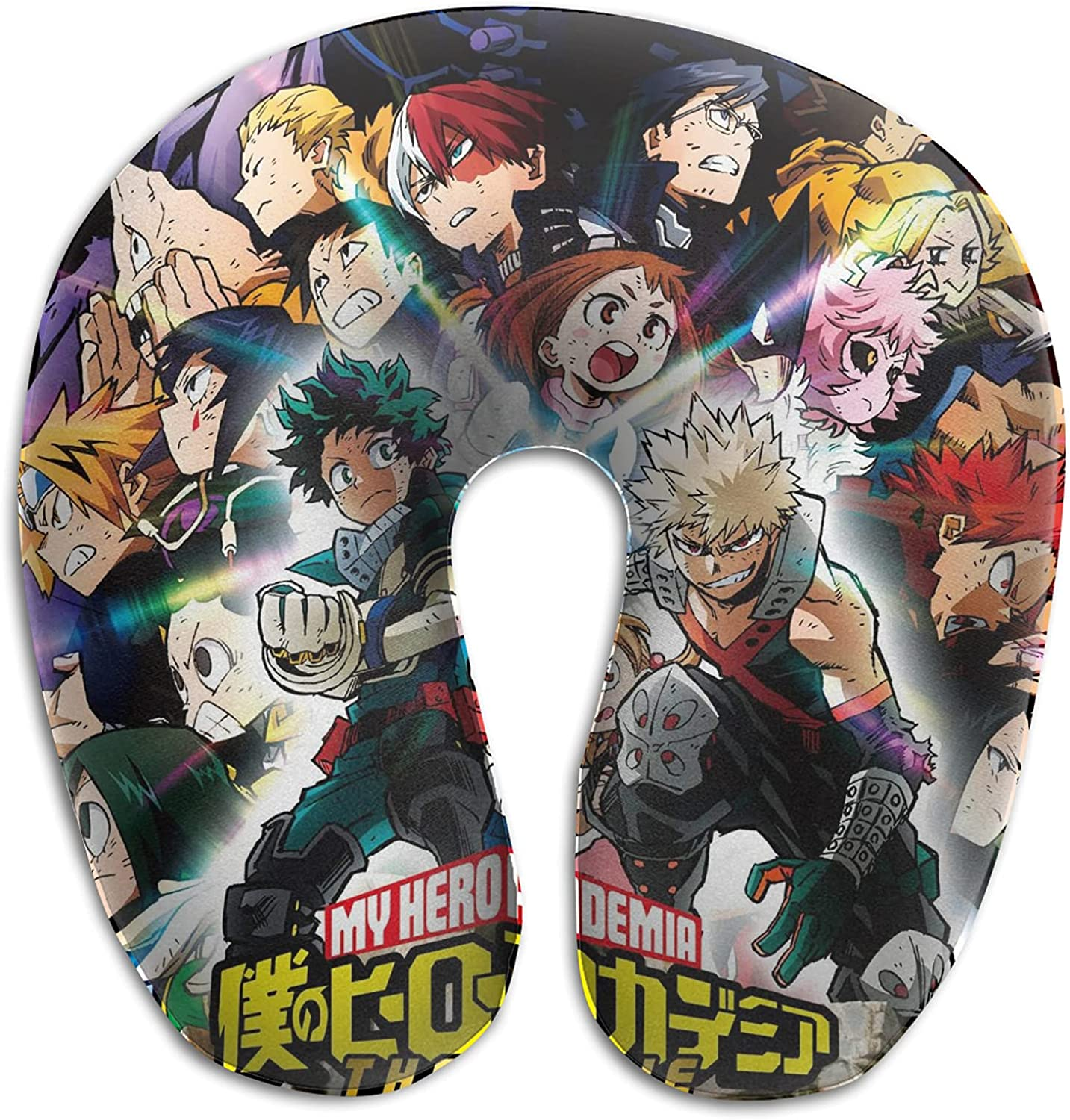 Some reservation My Hero Academia Neck Cervical Soft Pillow Pain Memory Cheap bargain for