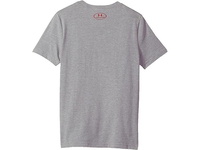 Under Armour Boys Lenticular Logo Short Sleeve T-Shirt