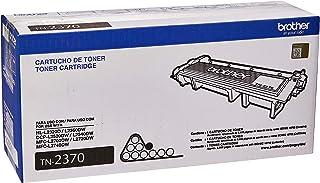 Cartucho de Toner para HLL2320D / HLL2360DW / DCPL2520DW / DCPL2540DW / MFCL2700DW / MFCL2720DW / MFCL2740DW, Brother TN2370BR, Preto