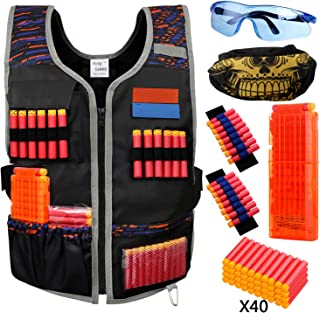 Best nerf elite battle vest Reviews