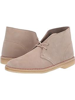 clarks desert boots beeswax sale