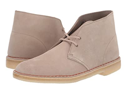 Clarks Desert Boot (Sand Suede 2) Men