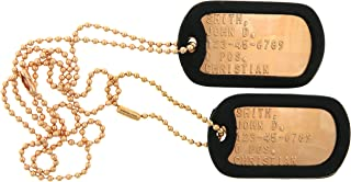 Best navy dog tags information Reviews