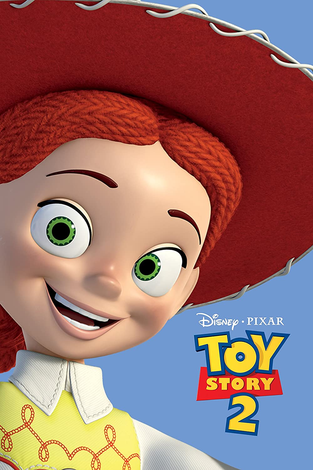 Black Creations Toy Story 2 – 2 Movie Poster Canvas Picture Art Print Premium Quality A0 A1 A2 A3 A4 (A0 Canvas (30 40))