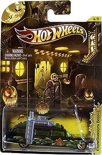 2012 Hot Wheels Halloween Cars (4/5) - Ghostbuster's Ecto-1