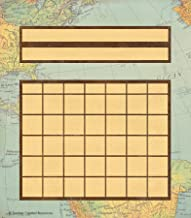 Teacher Created Resources Travel The Map Incentive Charts (TCR8564)