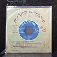 Perry Como - There's A Big Blue Cloud (Next To Heaven) / There's No Boat Like a Rowboat - 7