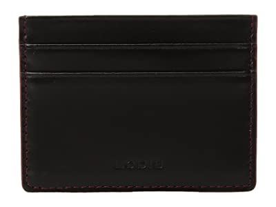 Lodis Accessories Audrey RFID Mini ID Card Case (Black RFID) Credit card Wallet