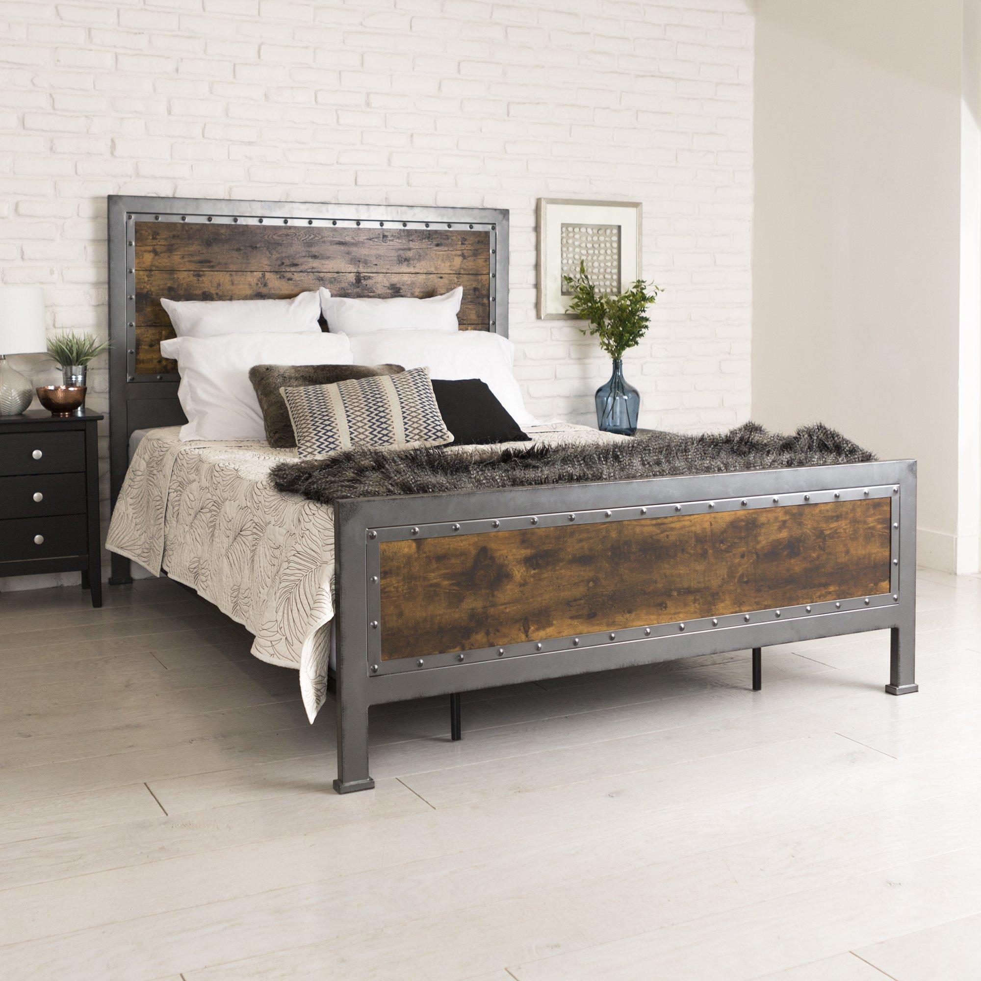 Amazon.com & Rustic Bedroom Furniture: Amazon.com