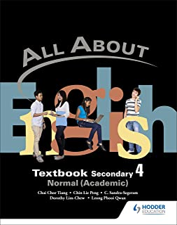 All About English Secondary 4 Normal (Academic)
