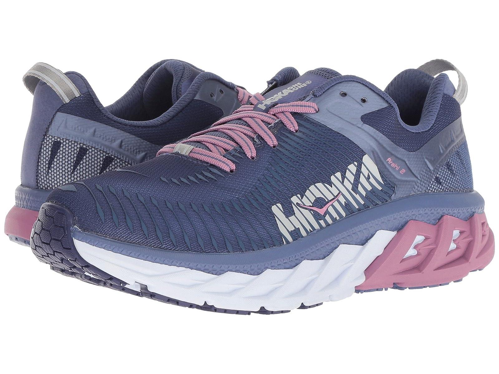 Hoka One One Arahi 2Atmospheric grades have affordable shoes