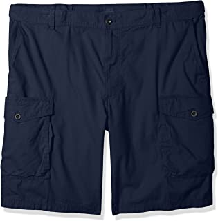 شورت كارجو من Izod Big and Tall Saltwater Ripstop Cargo