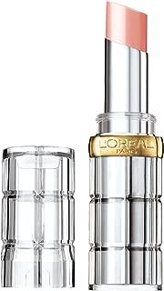 L'Oréal Paris Makeup Colour Riche Shine Lipstick, Shining Peach, 0.1 oz.