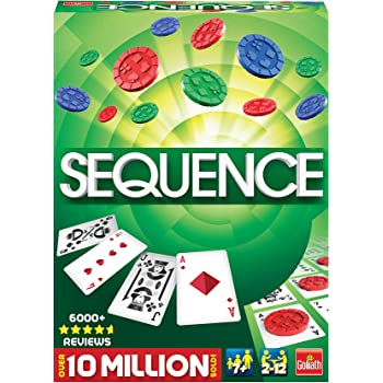 Winning Moves - Juego de Mesa Sequence (Importado de Reino Unido ...