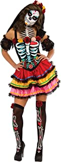 mexican day of the dead fancy dress