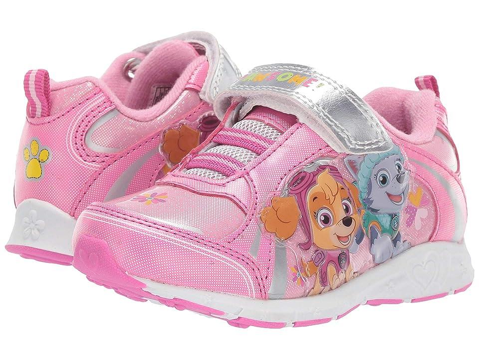 Josmo Kids Paw Patrol Sneaker (Toddler/Little Kid) (Fuchsia) Girls Shoes