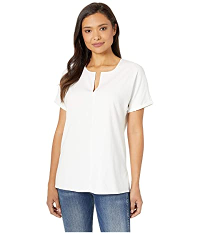 NIC+ZOE Sunday Stroll Top (Paper White) Women