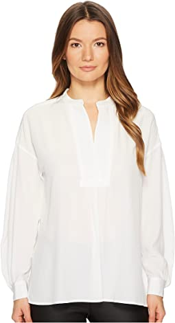 Vince - Shirred Blouse
