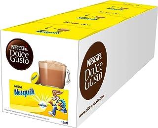 Nescafé Dolce Gusto Nesquik - 48 capsules (Lot de 3X16)