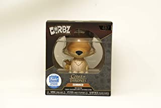 Dorbz Game of Thrones ~ Dire Wolf ~ Summer Funko #487 ~ Limited Edition