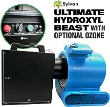 Sylvan Ultimate Hydroxyl UV Beast HX-5000 Hydroxyl Generator with Optional and Adjustable Ozone Blast