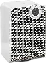 Ventilador oscilante de cerámica Calentador 1800W - PTC tecnología Heat con Temporizador de Cuenta atrás, 2 configuracione...