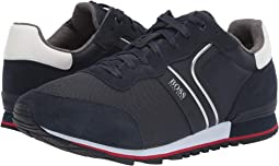 be07dc73b5a9 Boss hugo boss futurism leather high top sneaker by hugo