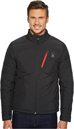 Spyder - Syrround Full Zip Down Jacket